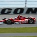 Scott Dixon drives through Turn 3 at Pocono Raceway