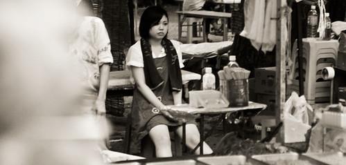 La chica del mitama matsuri