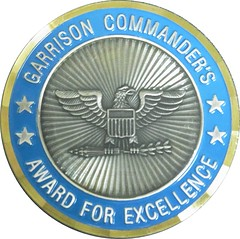 Garrison Commander's Award
