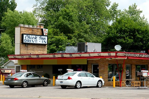 Chick Drive-in, Ypsilanti, Michigan