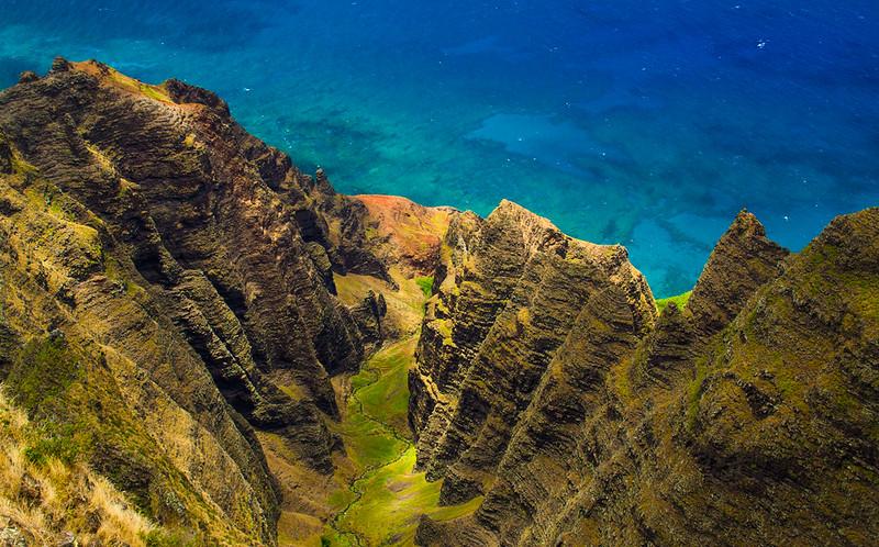 Awa Awaapuhi Valley, Na Pali Coast, Kauai