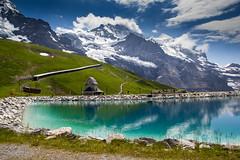 Jungfrau panorama