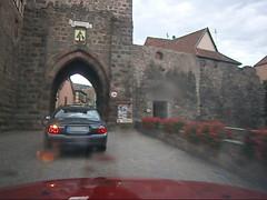 Balade sur la Route du Vin en Jaguar