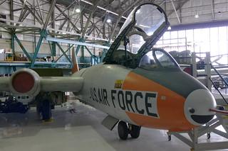 Martin EB-47E Canberra