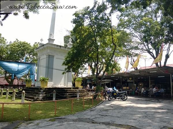 Penang Padang Brown - Char Koay Teow