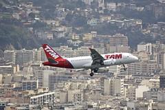 Tam Airline Airbus A319 - Brasil