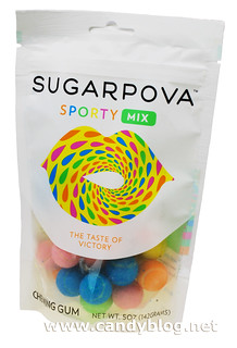 Sugarpova Sporty Mix Bubble Gum