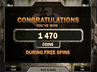 The Dark Knight Rises Free Spins Bane Mode Prize