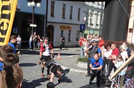 Štryncl obhájil na Beskydské 7 svůj loňský triumf