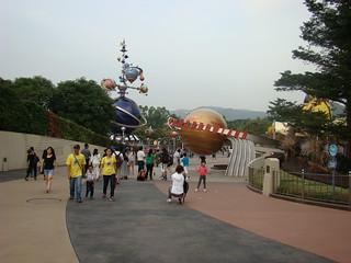 100 Ingang Tomorrowland