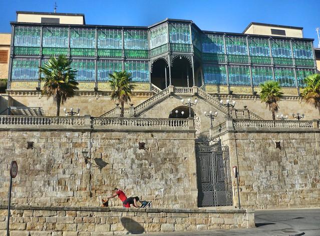 Casa Lis in Salamanca