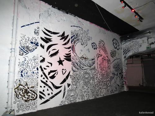Aiko at Nuart 2013