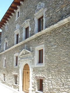 Palacio de los Condes de Ribagorza.