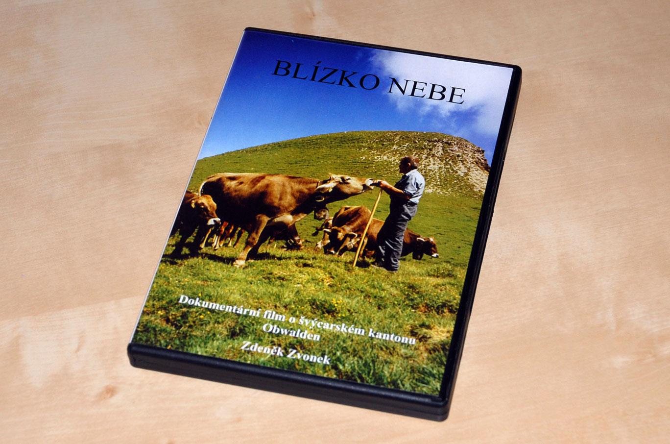DVD - Blízko nebe