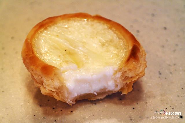 san hou lei macau bird's nest egg tart