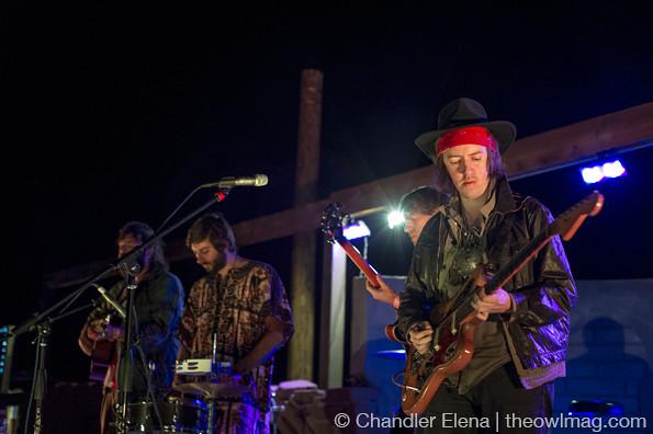 新鲜&Onlys @ Woodsist Festival,Pappy and Harriet's,加州先锋镇(13/9/28)