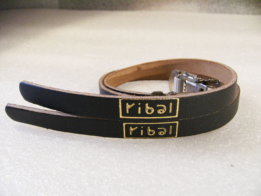 Ribal toeclips straps 001