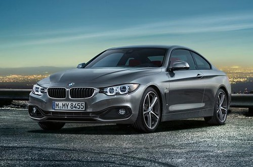 Гибридный BMW 4-Series дебютирует в Лос-Анджелесе