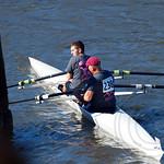 Rowing Boat Rescue Operation, 2013 Head of the Passaic Regatta, Passaic River, New Jersey