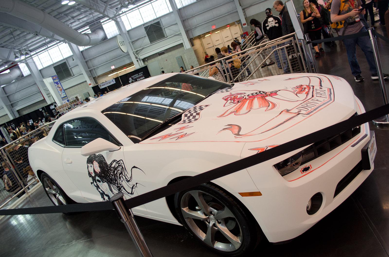 NYCC Art Car