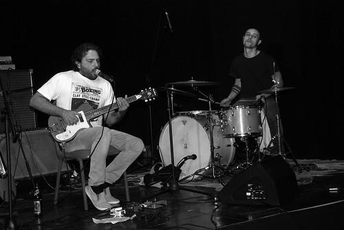 Monsieur Voltaire - Mini Vip Festival - Teatro Vittoria - Cascine di Buti (Pisa) - Sabato 12 ottobre 2013