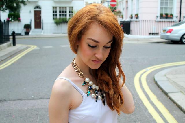 Zara Tartan Skirt (3)