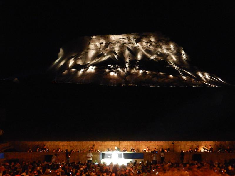Оперный фестиваль. Израиль