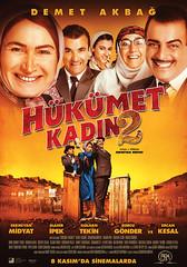Hükümet Kadın 2 (2013)
