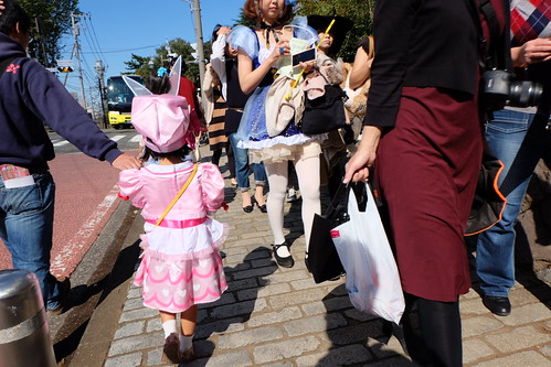 Yamate Halloween Walk 2013 52