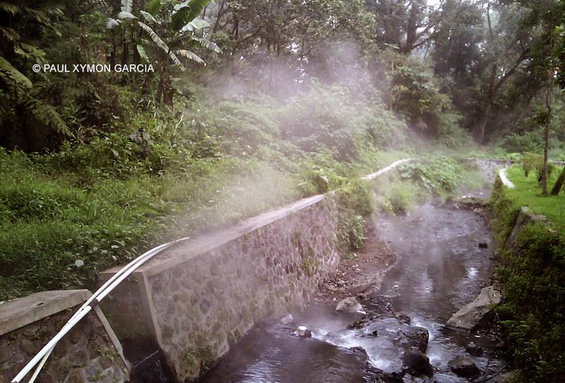 Air Panas Cangar, Batu, East Java, Indonesia