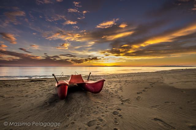 Follonica Sunset