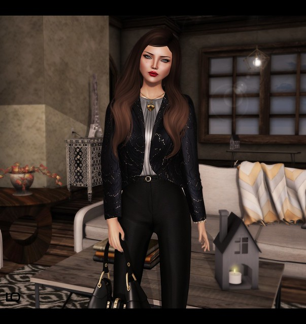 Baiastice_Fie blazer jacket & Emy high-waist pants-2