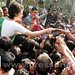 Priyanka Gandhi visits Raebareli, interacts with people 18