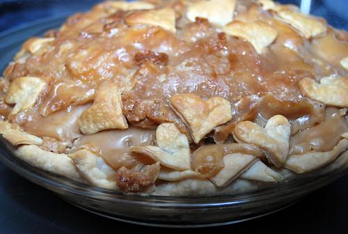 T - Apple pie done