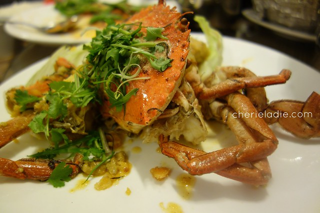 Gu Ma Jia White Pepper Crab (Seasonal Price)