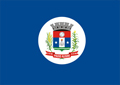 Bandeira da cidade de Pouso Alegre