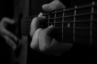 Project 52. Week 43 - Guitar