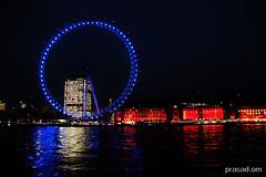 London-Eye-Night-View