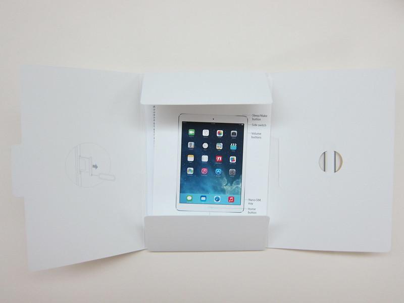 Apple iPad Air - Instructions