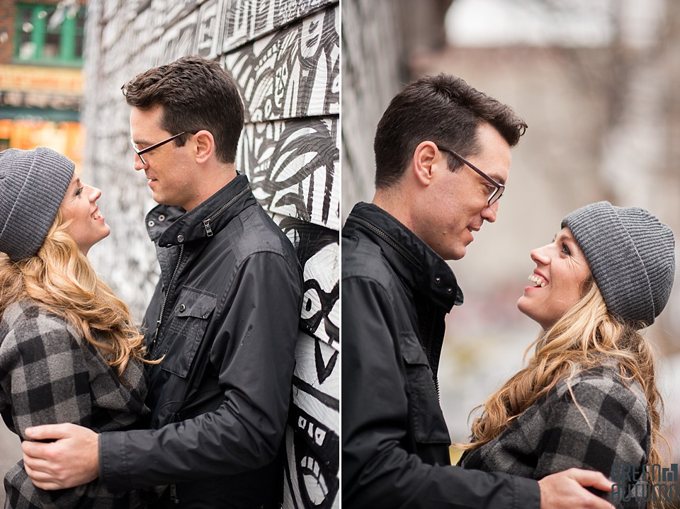 Kensington Market Cafe Toronto Engagement Session 0024