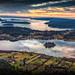 View from Mount Erie by Rakan Alduaij