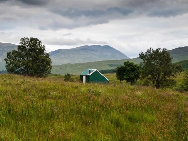 Clashgour Hut