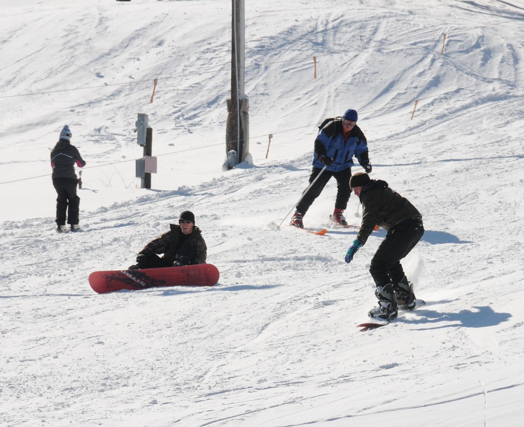 kids' view: cloudmont ski resort | lookout alabama