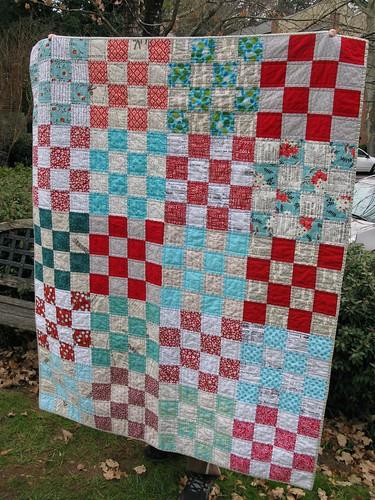 Heal circle quilt
