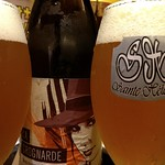 ベルギービール大好き! ラ・グロニャール La Grognarde @世界のビール博物館 大阪