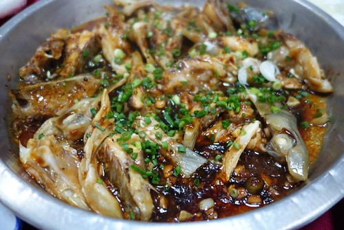 Chinese Mud Carp Fish Head steamed with Black Bean Paste - Shunde