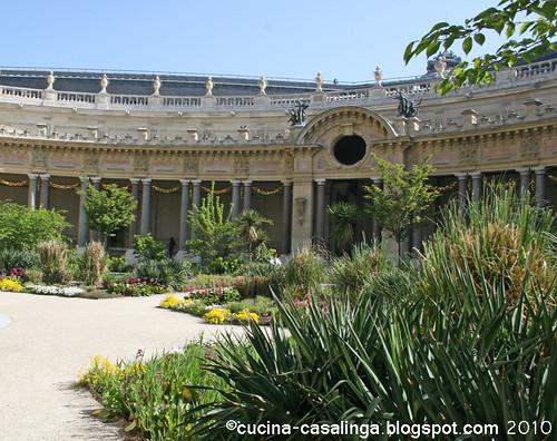 Petit Palais Innenhof