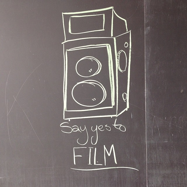 Say Yes to Film.