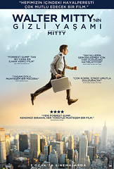 Walter Mitty'nin Gizli Yaşamı - The Secret Life Of Walter Mitty (2014)