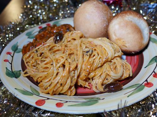 2014-01-04 - Unbaked Spaghetti Cake - 0002 [flickr]